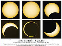 Annular Solar Eclipse